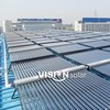 Super quality vacuum tube commercial solar water heater project