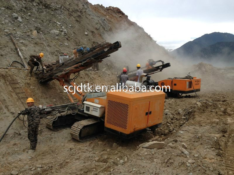 YGL-100A/CRotary Horizontal Directional drilling equipment manufacturers oil well drilling equipment