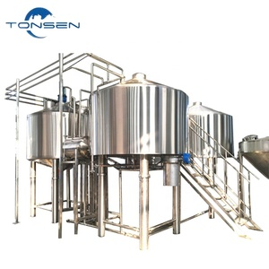 China beer brewery equipment small beer brewing filter machine beer