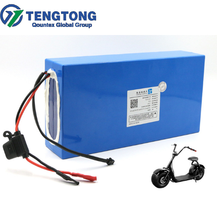 China Manufacturers direct sale 60V 12AH lithium ion power batteries for Harley motor electric bicycles