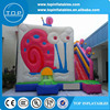Inflatable cartoon snail combo with factory price