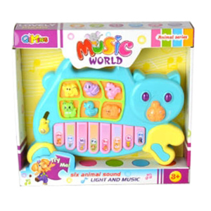 Electronic Music Organ For Children Play,kids electronic organ,color organ for sale