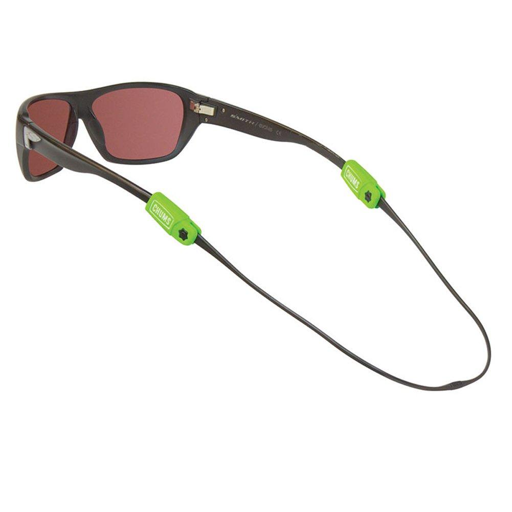 96abc618394ff Get Quotations · Chums Ratchet Eyewear Retainer-Green Black