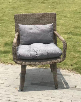 2018 New Style Bali Rattan Outdoor Furniture Modern Chair