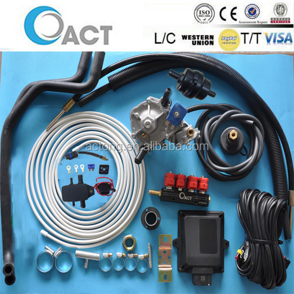 auto LPG injection conversion kits / lpg gas fuel sequential system converison kits