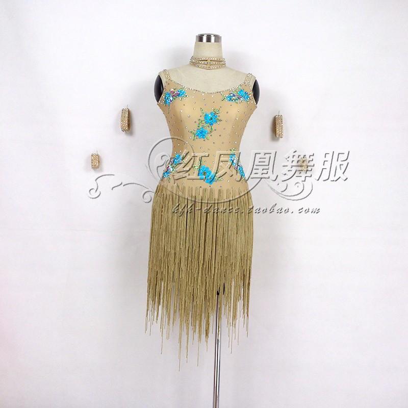 9e2d89d92110 Get Quotations · Latin Dance Dress Professional Latin Dress Samba Dance  Latin Salsa Drese Costumes Clothes for Dancing Dressses