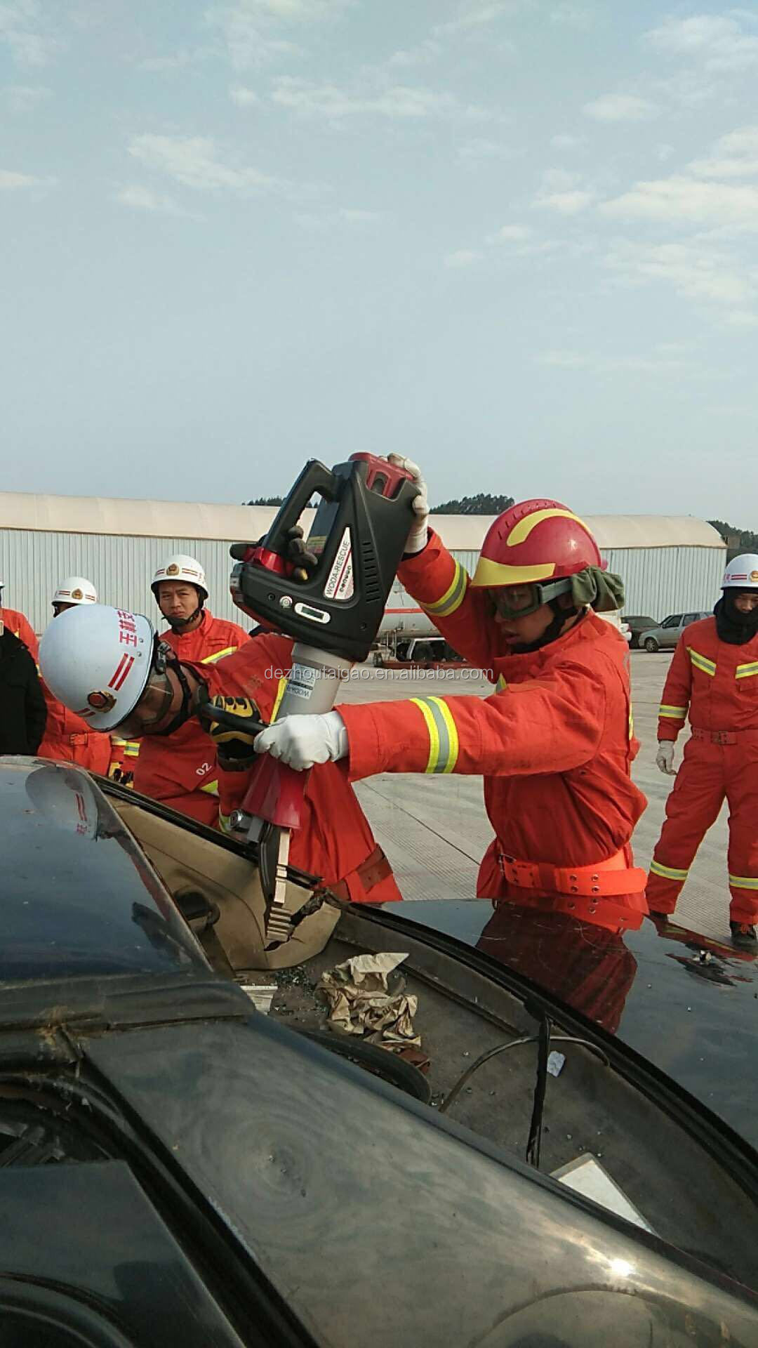 China electric hydraulic rescue equipment, rescue tool
