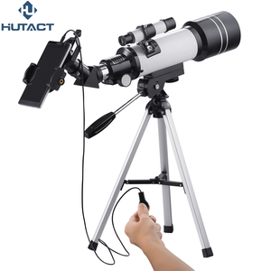 Wholesale 400mm astronomical telescope professional with refractor and free tripod monocular spotting scope