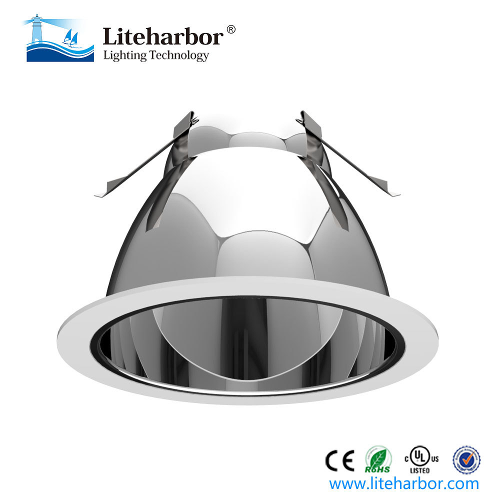 6 Inch Recessed Metal Light Reflector