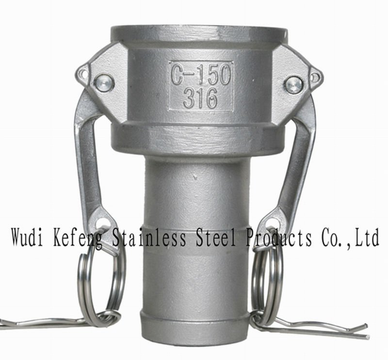Investment Casting Part,Camlock Coupling Hose Pipe Fittings,Valves ...