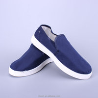 Low Price Blue Pvc Canvas Esd Cleanroom Work Shoes Made In China