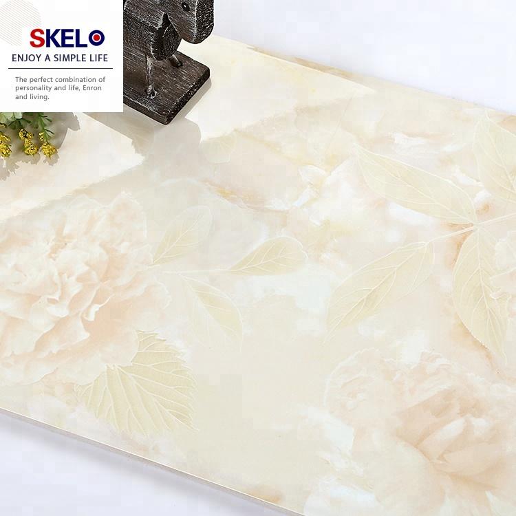 Different Sizes Malaysia Tile Beige Light Flower Porcelain Glazed Kitchen Wall Tiles Buy Ceramic Floor Tile Kitchen Wall Tiles Beige Light Flower
