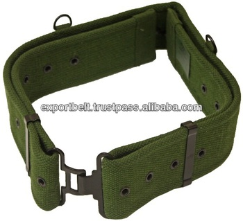 Military Canvas Belt For Cadets  ad72d063f91