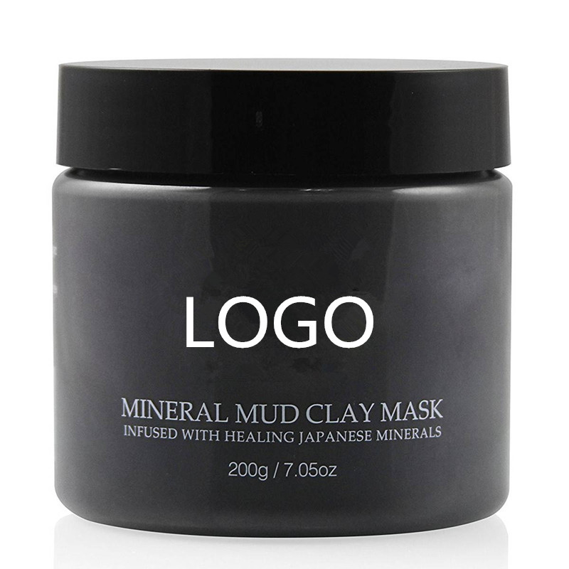 High Quality 100% Natural Face and Body Mineral Clay Mud Mask