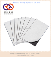 2 x 3-1/2 Inches Adhesive Business Card Magnets