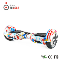 2016 High Quality 6.5 inch two wheel gyro scooter mini electric scooter