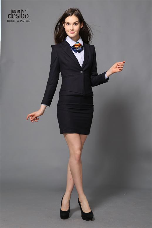Diseño Clásico Y Conciso Trajes Formales Para Mujer De Talla Grande