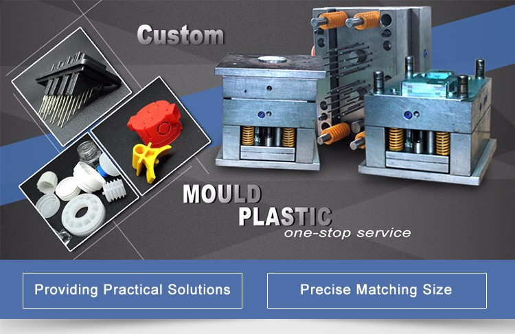 China Custom Plastic Injection Moulding Mass Production For Daily ...