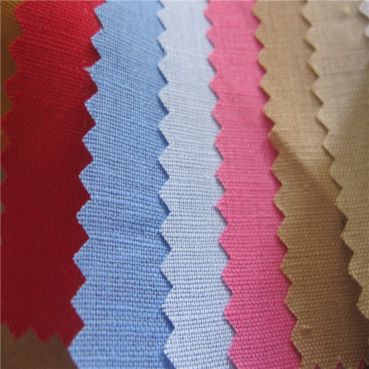 Yellow jute cotton blend fabric jute sofa fabric linen for Cloth material for sale