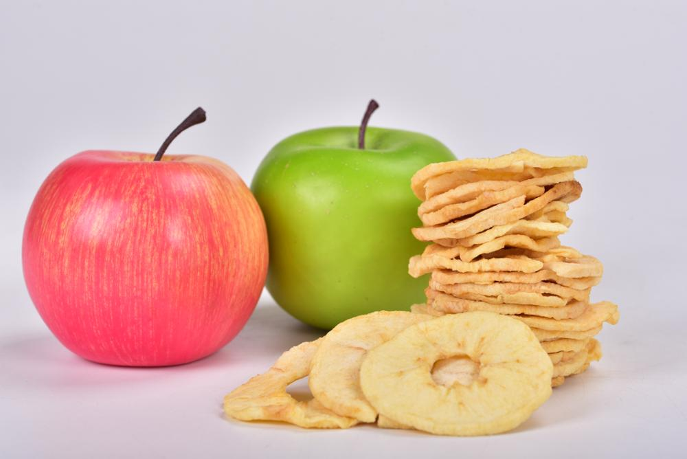 Картинка сухих яблок