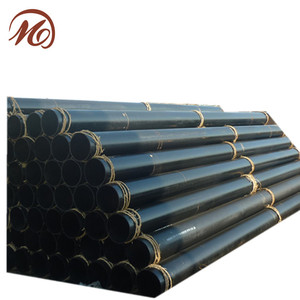 plastic coated steel pipe made in China