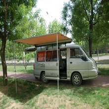 2.5*2.5M car roof side awning 4x4 4wd awning