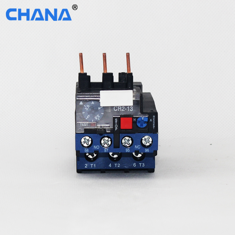 LR2 - D13 / CR2 - 13 series 25A thermal Overload relay with CE CB and Semko certificates