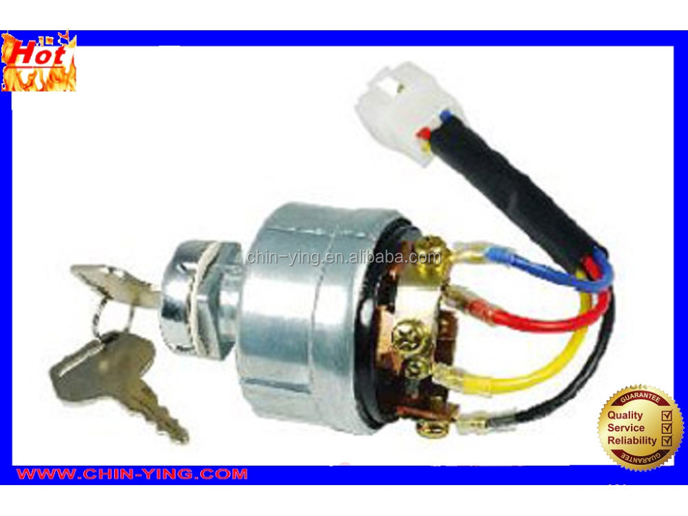 Universal Ignition Starter Switch Lock Truck For