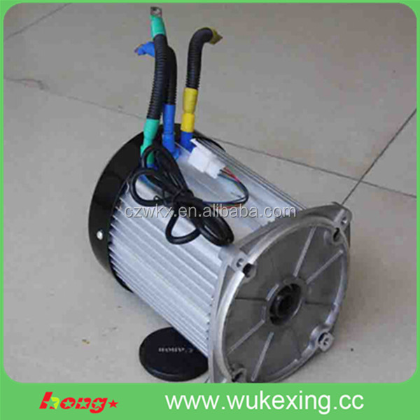 48v 2kw brushless dc motor electric padicab 48v 2000w electric motor