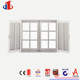 Australia &new zeland standard aluminum profile glass jalousie windows for sale