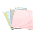 Multicolor Option microfiber LCD cleaning cloth with sling