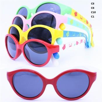 9e15a409ae Caída de los niños TAC polarizado lente ultra flexible caminantes de  silicona con forma de TPEE