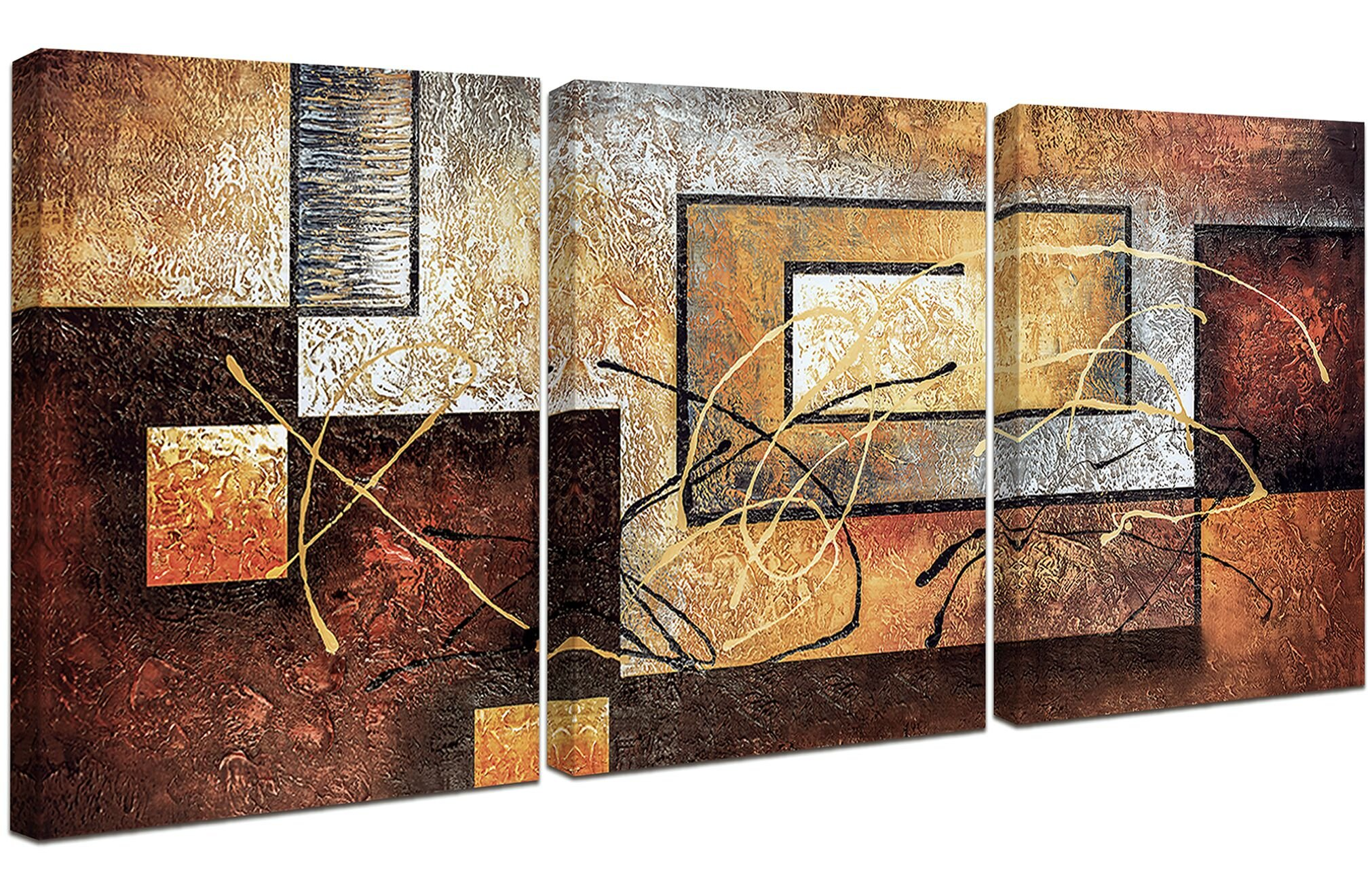 Phoenix Decor Abstract Canvas Wall Art Paintings On For Decoration Modern Painting