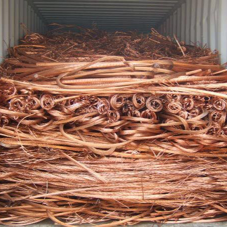 <strong>Scrap</strong> Copper Wire 99.96% with Pure Purity for Sale