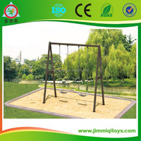 JMQ Outdoor double swing,swing swing chair ,outdoor play for sales