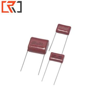 Mini Cl21x MEF Metallized Polyester Film Capacitor