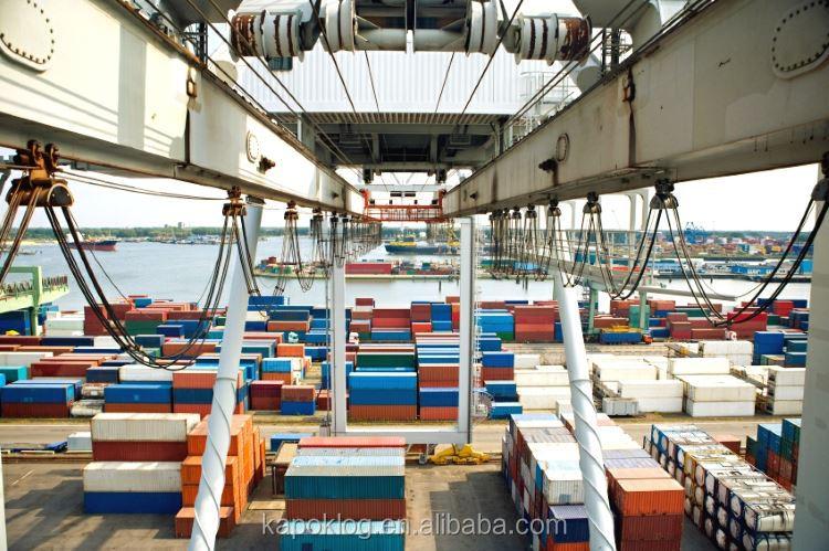 Mare spedizione prezzo container di Trasporto dalla Cina a buon mercato trasporto di mare a aqaba da shekou