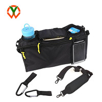 Mom Baby Stroller Organizer Bag Extra Large Storage for Wallets Toys Diapers Bottles