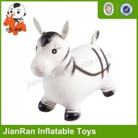 PVC inflatable animal toys for kids,Bouncy animal,skippy toy horse