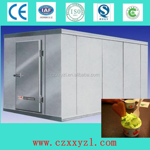 Ice cream storage cold room/cooling room/chiller room