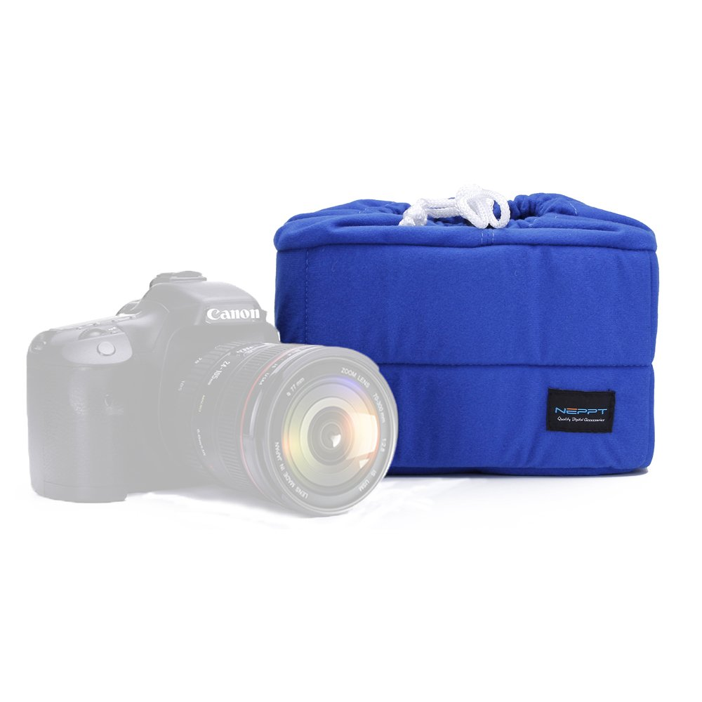 Matin Flexible Cushion Partition Camera Insert Protection Case Small