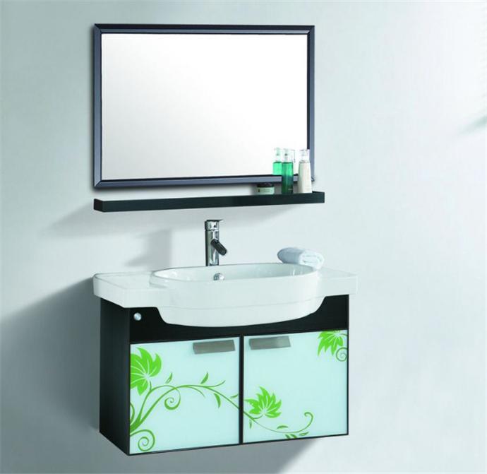 Aldi Storage Model Pvc Bathroom Vanity Cabinets With ...