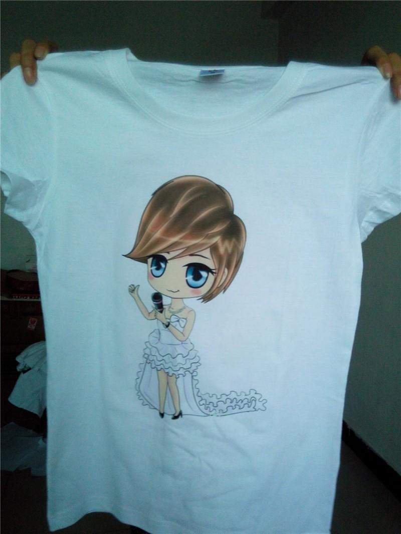 Plain black t shirt quality - 1pcs Order Accept Custom High Quality Blank Men Plain Print 100 Cotton Black T Shirt