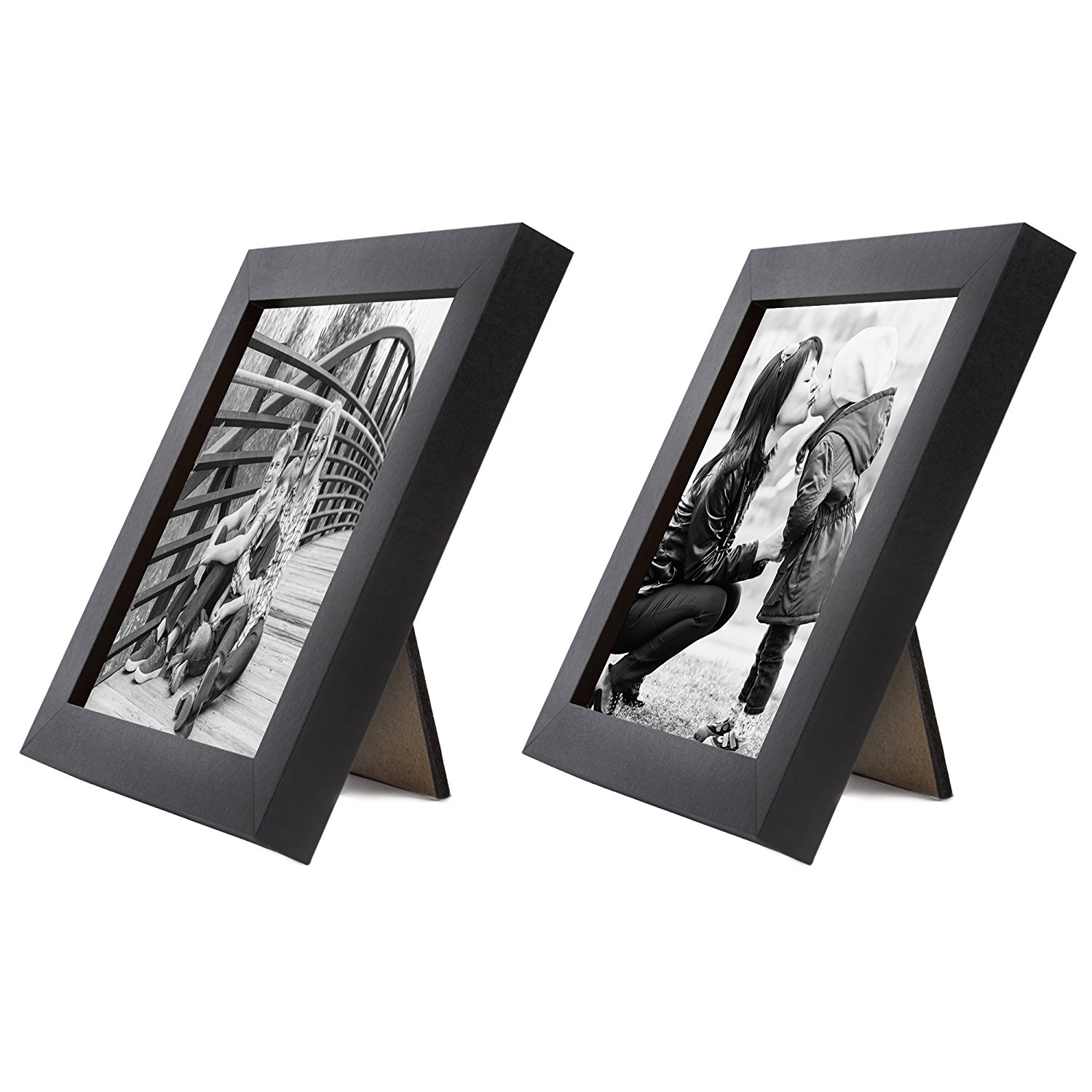 Buy Set of Two Tabletop Frames Made to Display Pictures Sized 4x4 ...