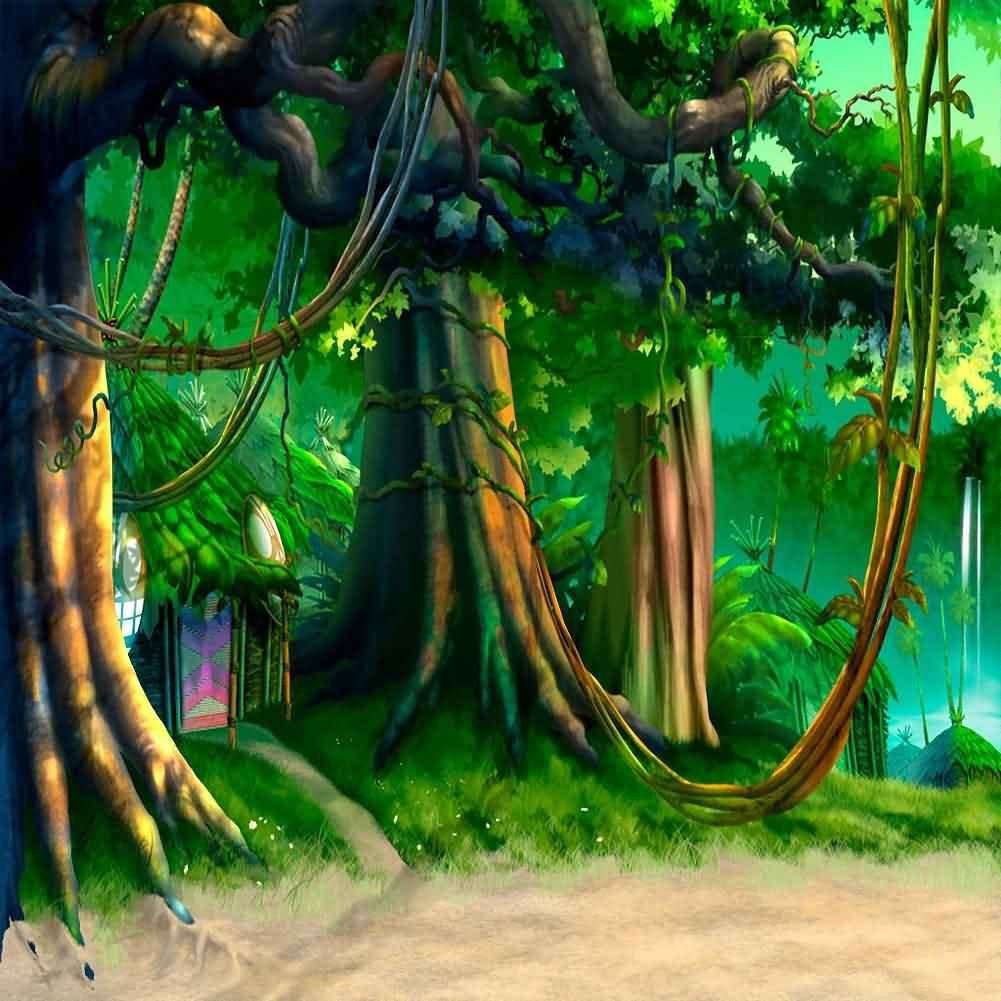 Buy Gladsbuy Miracle Forest 10 X 10 Computer Printed Photography Backdrop Nature Theme Studio Background Lmg 016 In Cheap Price On Alibaba Com