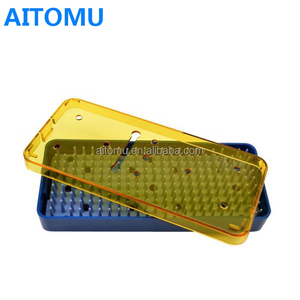 Hot Sale Pakistan Surgical instruments Sterilization Tray