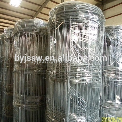 Used Horse Fence Panels Barb Wire Fence 4x4 Galvanized