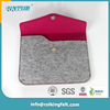 Waterproof computer cover unisex portable wholesale customized wool felt laptop bag