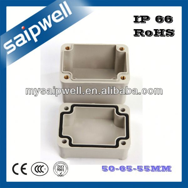 2014 50*65*55MM Rca Audio Switch Box