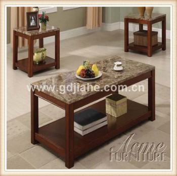 Adjustable Square Height Coffee Tablemarble Top Coffee Table For